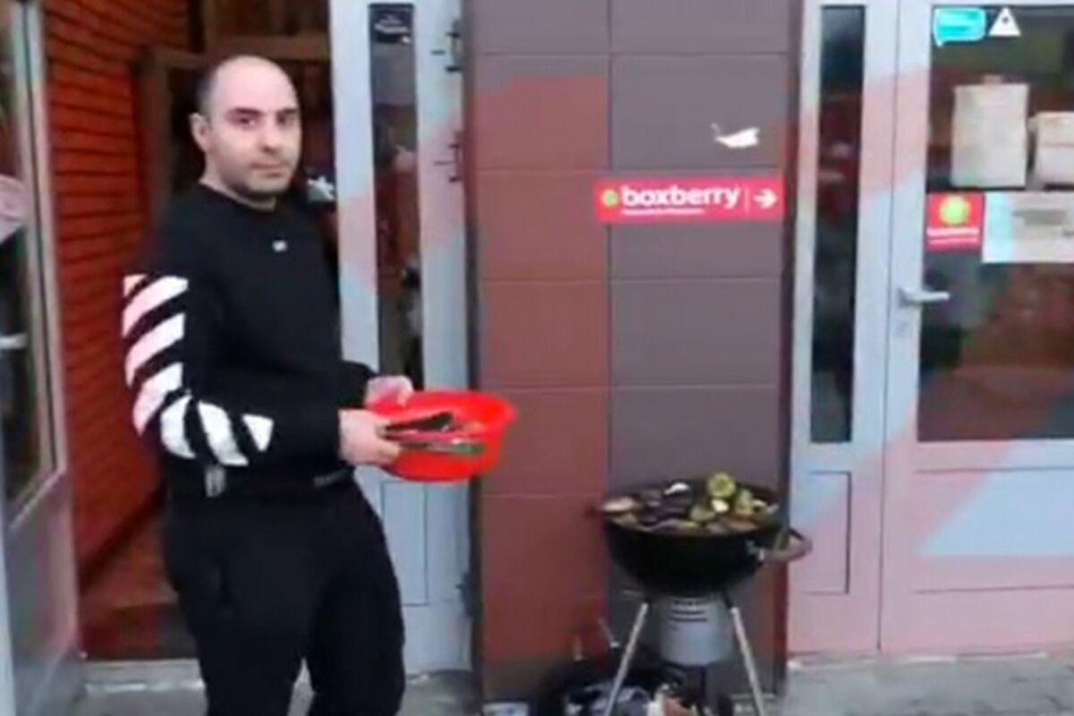 Армянский беглец