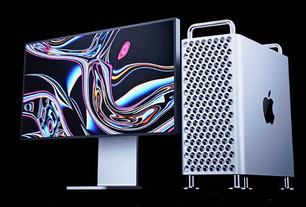 MacPro обновили впервые с 2013 года