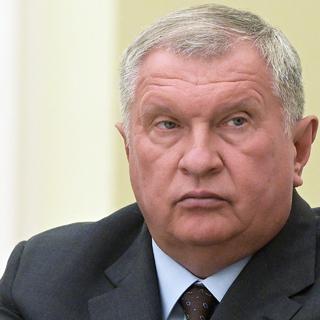 Председатель правления« ОАО НК« Роснефть» Игорь Сечин