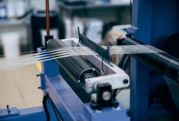 Перед окраской по новой технологии нить не нужно готовить, обрабатывая химией.