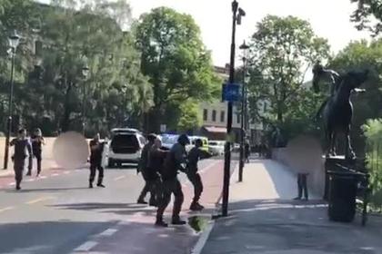 Россиянин напал на прохожего в Осло с криком «Аллаху акбар»