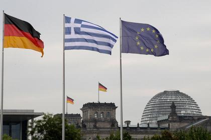 Греция желает получить отГермании 320млрдевро репараций