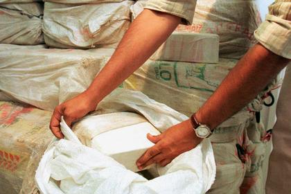 Португалия конфисковала кокаин из Бразилии на 49 миллионов долларов