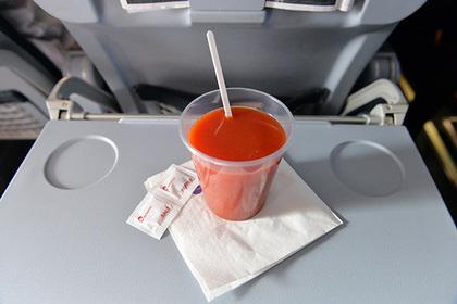 Определена польза томатного сока