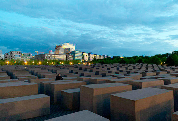 Мемориал жертв Холокоста