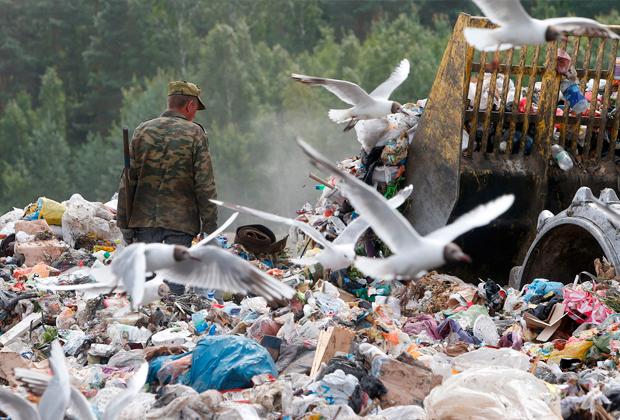 Полигон твердых бытовых отходов «Тростенецкий»