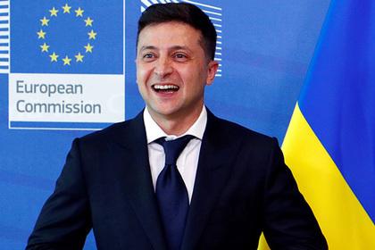 Украинцы изменили отношение к ЕС и НАТО после победы Зеленского