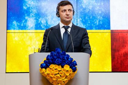 Украинские депутаты обвинили Зеленского в подражании Порошенко
