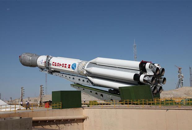 Тяжелая ракета-носитель «Протон-М»