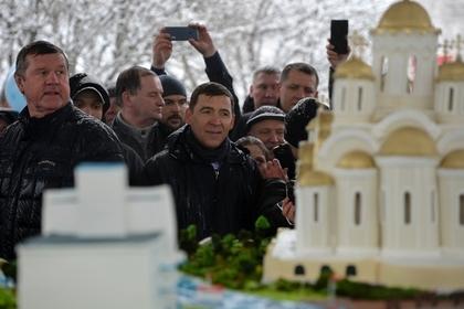 Опубликован список возможных мест для строительства храма в Екатеринбурге