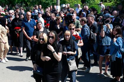Убитого спецназовца ГРУ похоронили в Москве