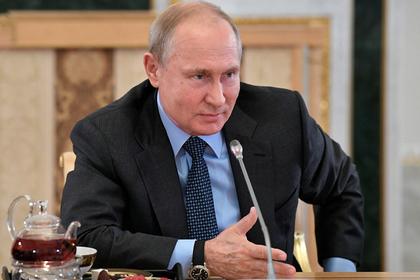 Путин прокомментировал отказ европейцев звать его в Нормандию
