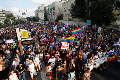 Полиция Иерусалима приняла в свои ряды трансгендеров