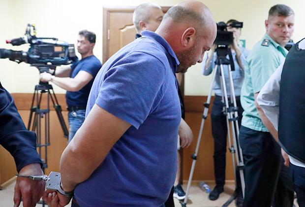 Участник драки, в которой погиб бывший боец спецназа ГРУ Никита Белянкин