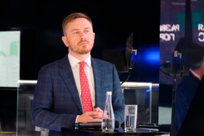 вице-президент ГК «Просвещение» Алексей Шаповалов