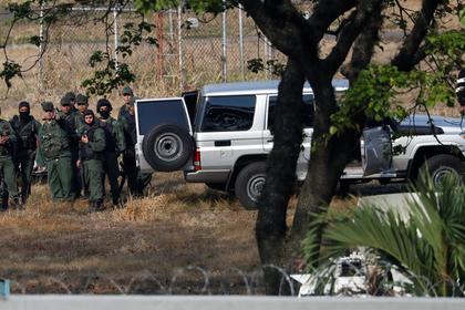 Россия заявила о готовности увеличить число военных в Венесуэле
