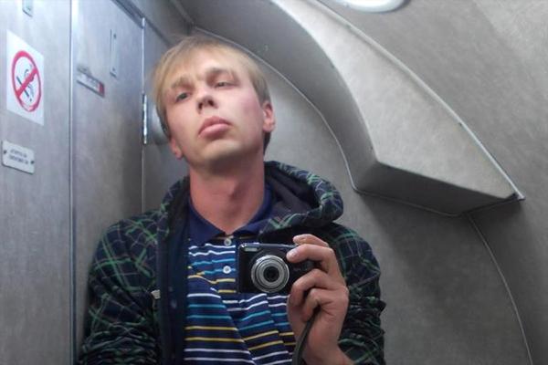 В Москве арестовали журналиста Медузы