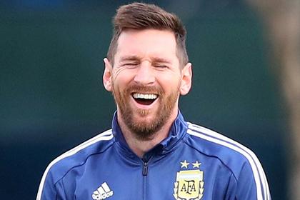 Месси отказался верить в сборную Аргентины
