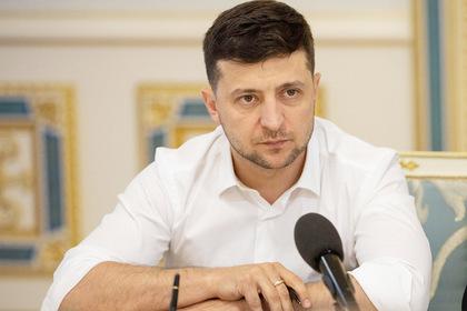 Зеленский рассказал о потерянном Россией контроле над ополченцами
