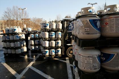 США предрекли скорое газовое господство