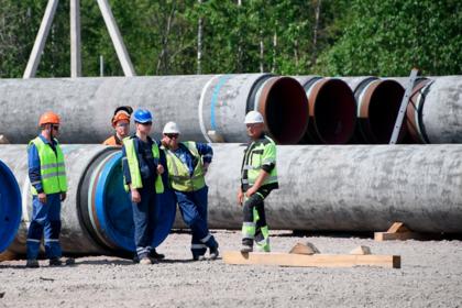 Россия задумала возобновить поставки газа на Украину