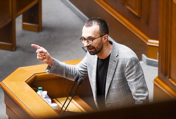Журналист и депутат Сергей Лещенко