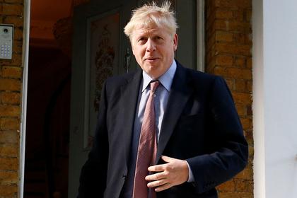 Борис Джонсон отбился от обвинений во вранье