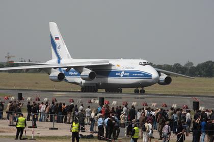 Российской авиакомпании запретили использовать украинские «Русланы»