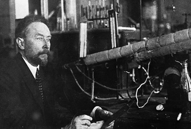 Академик Сергей Лебедев, основоположник промышленного способа получения искусственного каучука