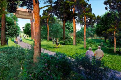 Подмосковные парки пообещали обновить до неузнаваемости