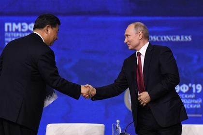 Песков рассказал об изюминках встречи Путина и Си Цзиньпина