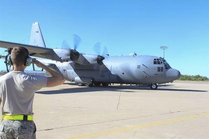 США перебросили в Польшу самолет для наступательных операций