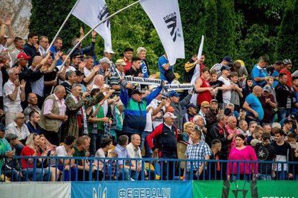 Клуб из села вышел в Украинскую премьер-лигу