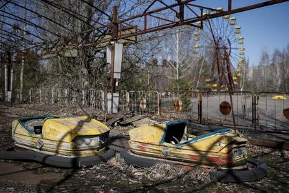 В Чернобыльской зоне отчуждения поймали трех сталкеров