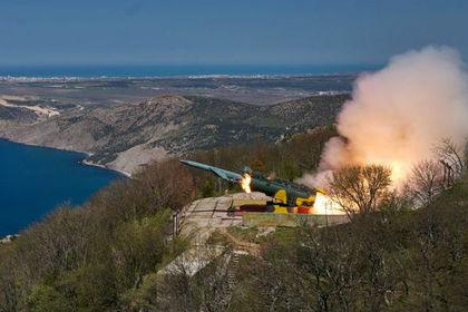 Ракетный комплекс «Утес» в Крыму назвали «убийцей кораблей»
