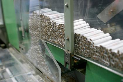 Подсчитано количество поддельных сигарет в России