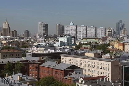 В Москве подорожало дорогое жилье