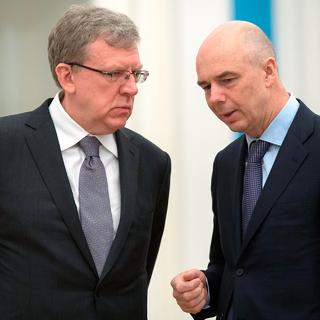 Алексей Кудрин и Антон Силуанов