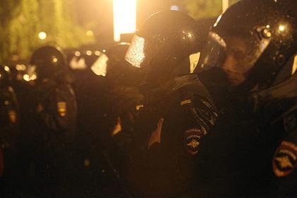 После протестов в Екатеринбурге возбудили дело о массовых беспорядках