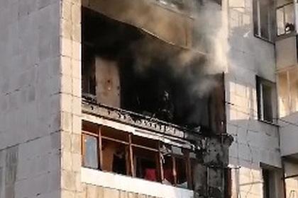 Россиянин вылетел из окна квартиры из-за взрыва и выжил