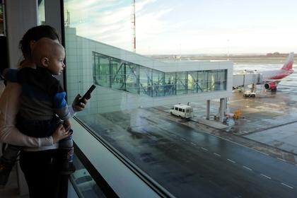 В России изменят правила выезда детей за границу