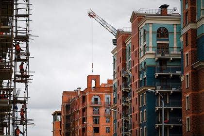 В России стали меньше строить