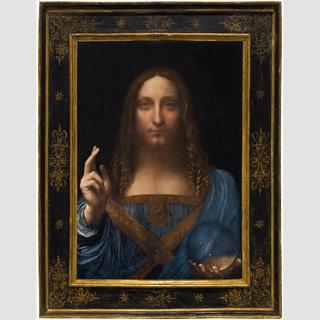 Леонардо да Винчи. «Спаситель мира»