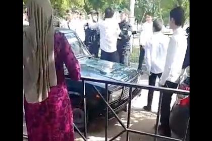 Зачинщиком драки чеченских выпускников назвали полицейского