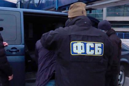 Группировка вымогателей попалась ФСБ