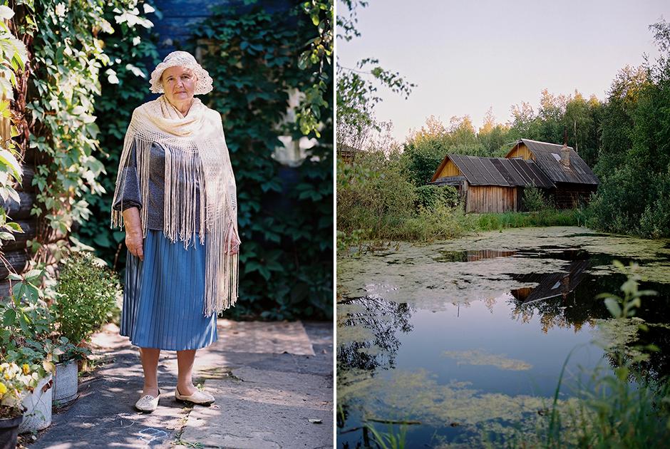 Нина Алексеевна Заварина
