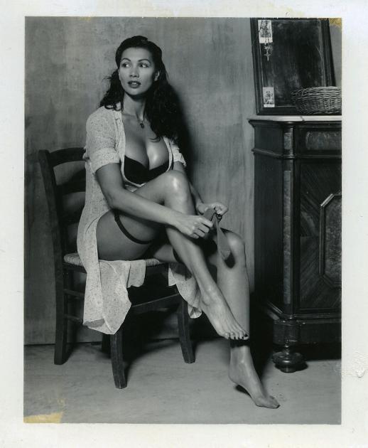 На понимание Барбьери динамики кадра и его пространства в самой большой степени повлиял кинематограф: в молодости он сыграл эпизодическую роль в «Медее» Лукино Висконти, а живя в Риме 1960-х, вращался в кругу кинорежиссеров, актрис и моделей, показанном Федерико Феллини в легендарной «Сладкой жизни».