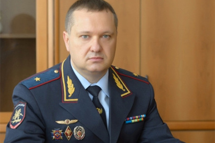 Юрий Девяткин Фото: МВД РФ