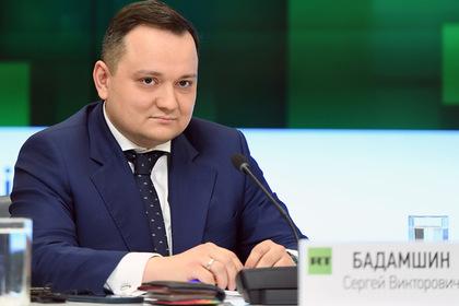 Сергей Бадамшин