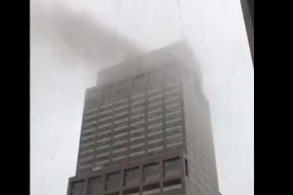 Названо нарушение разбившегося в Нью-Йорке вертолета